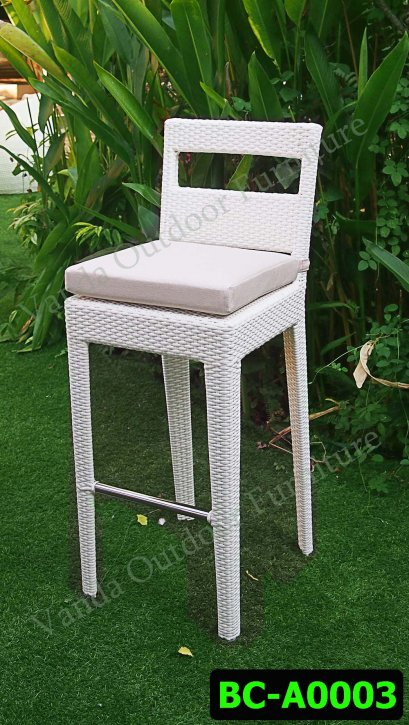 Rattan Barset/Barchair Product code BC-A0003