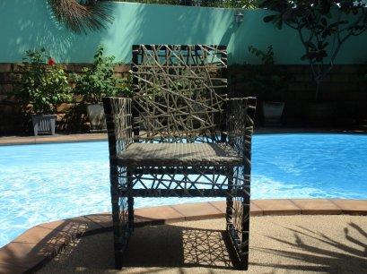 เก้าอี้ หวายเทียม รหัสสินค้า CH-A0009