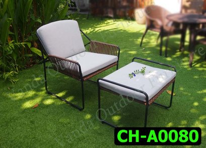 Rattan Chair Product code CH-A0080