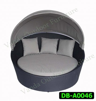 Rattan Daybed Product code DB-A0046