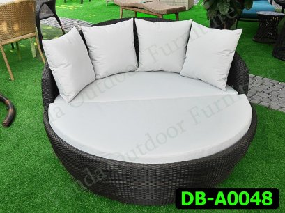 Rattan Daybed Product code DB-A0048