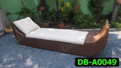Rattan Daybed Product code DB-A0049