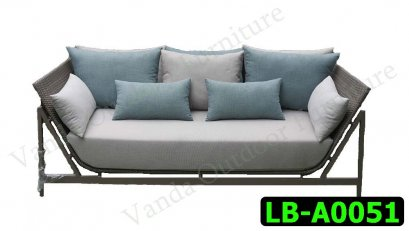 Rattan Sofa set Product code LB-A0051
