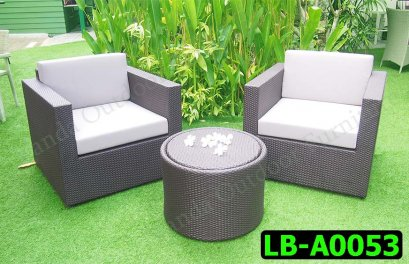 Rattan Sofa set Product code LB-A0053