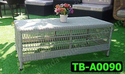 โต๊ะหวายเทียม รหัสสินค้า TB-A0090