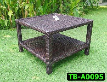 โต๊ะหวายเทียม รหัสสินค้า TB-A0095