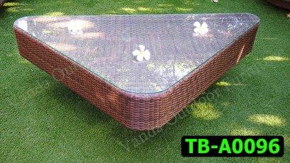 โต๊ะหวายเทียม รหัสสินค้า TB-A0096