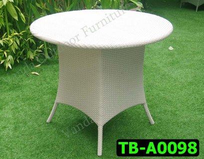 โต๊ะหวายเทียม รหัสสินค้า TB-A0098