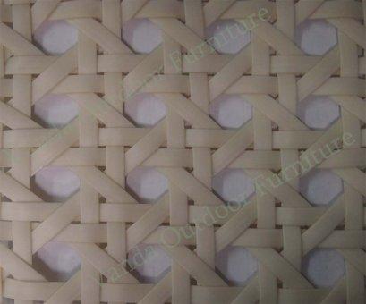 Rattan sheet Takraw pattern 5 mm