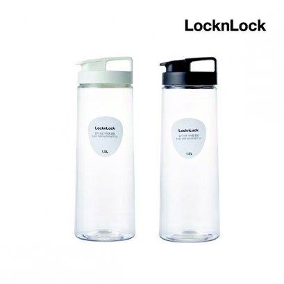 LOCK&LOCK ขวดน้ำ ความจุ 1.5 ลิตร Easy Grip water bottle รุ่น HAP814