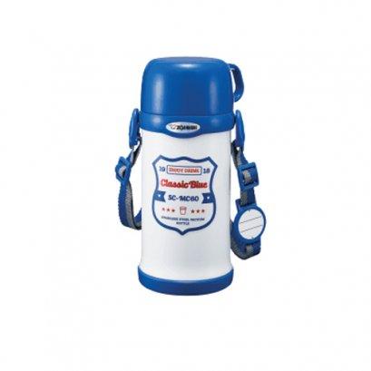 กระติกน้ำสุญญากาศเก็บความร้อน/เย็น สำหรับเด็ก  รุ่น : SC-MC60 WA