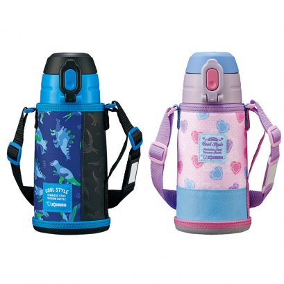Zojirushi For Kids กระติกน้ำสุญญากาศเก็บความร้อน/เย็น สำหรับเด็ก รุ่น : SP-JB06