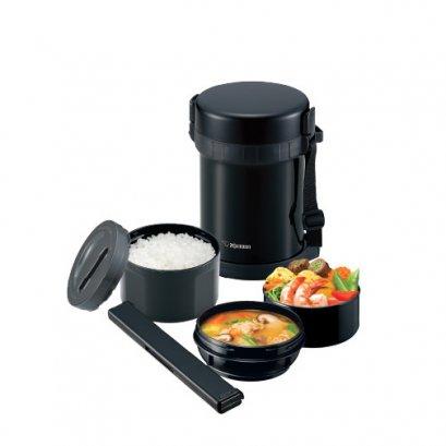 ปิ่นโตอาหารสุญญากาศเก็บความร้อน รุ่น : SL-GH18-BA