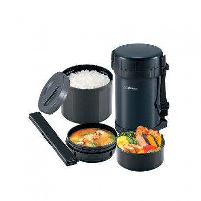 ปิ่นโตอาหารสุญญากาศเก็บความร้อน รุ่น : SL-XE20-AD