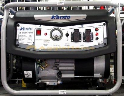 เครื่องปั่นไฟเบนซิน 3300 w. รุ่น KT-YAMA-4000