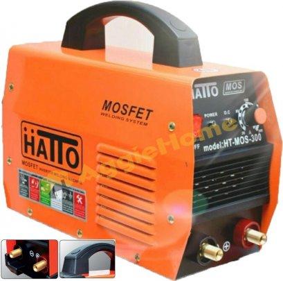 ตู้เชื่อมอินเวอร์เตอร์ HATTOรุ่น HT- MOS- 300