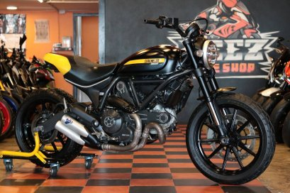 ขาย Ducati Scrambler Full Throttle ABS ปี 2016