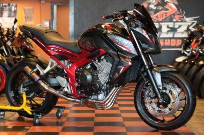 ขาย Honda CB650F ABS ปี 2016