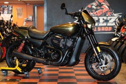 ขาย Harley-Davidson Street Rod ปี 2018 สภาพป้ายแดง3000โล