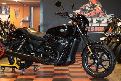 ขาย Harley-Davidson Street 750 ปี 2015 สภาพป้ายแดง6000โล