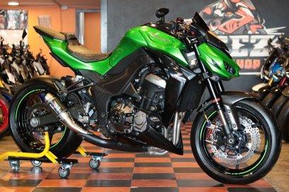 ขาย Kawasaki Z1000 ABS ปี 2016 ชุดแต่ง2แสนกว่า