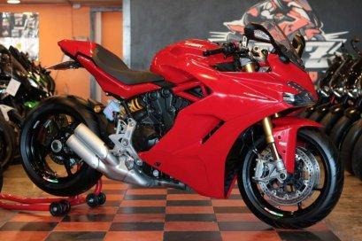 ขาย Ducati SuperSport S ABS ปี2018 สภาพป้ายแดง1000โล