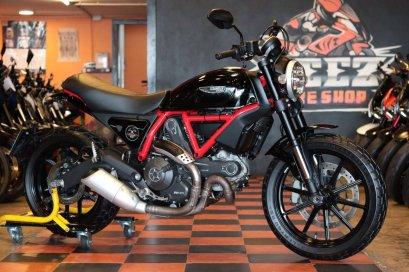 ขาย Ducati Scrambler 800 ปี 2019 สภาพป้ายแดง