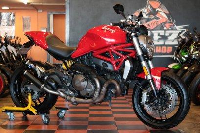ขาย Ducati Monster 821 ABS ปี 2016 สภาพป้ายแดง ท่อเทอมิ