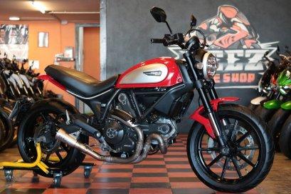 ขาย Ducati Scrambler 800 ABS ปี 2016 สภาพป้ายแดง สวยกิ๊บ