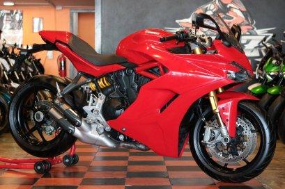 ขาย Ducati SuperSport S ABS ปี2020 สภาพป้ายแดง 300โล ตัวท็อปสุด