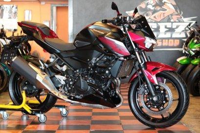 ขาย Kawasaki Z 400 ABS ปี 2019 สภาพป้ายแดง5000โล สีเดิมสวย