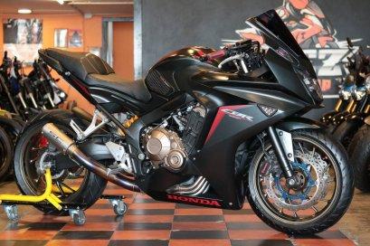ขาย Honda CBR650F ABS ปี 2017 โฉมLED วิ่ง19,xxxโล