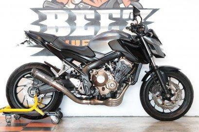 ขาย Honda CB650F ABS ปี 2018 โฉมLED สภาพแต่งครบ