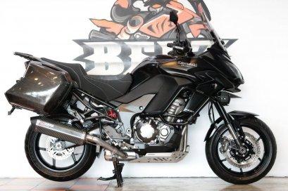 ขาย Kawasaki Versys1000 ABS ปี 2017 สภาพป้ายแดง แต่งเต็ม