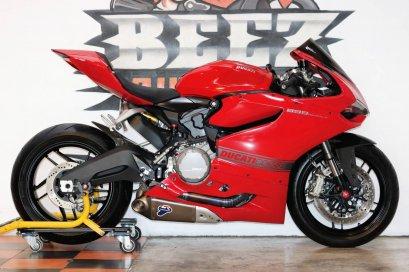 ขาย Ducati Panigale 899 ABS ปี 2014 วิ่ง 4,xxx กม. แต่งเต็ม