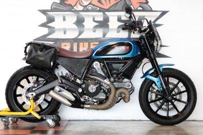 ขาย Ducati Scrambler 800 ABS ปี 2015 วิ่งแค่ 9,xxxโล พร้อมซิ่ง