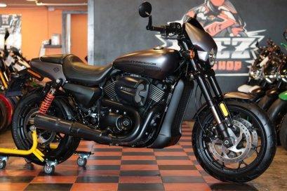 ขาย Harley Davidson Street Rod 750 ปี 2018 สภาพป้ายแดง3000โล