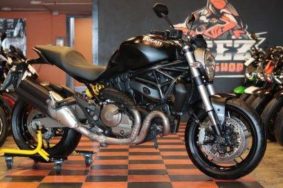 ขาย Ducati Monster 821 ABS ปี 2016 สภาพป้ายแดง7000โล