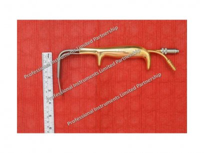 "Ferriera Retractor 3.5"" (Gold)"