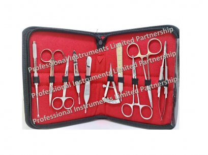 Belpharoplasty Set (Silver)