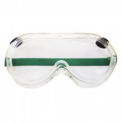 แว่นตากันสะเก็ต แบบใสมีสายรัด แว่นตานิรภัย Dromex DV-11