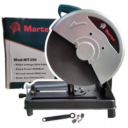 แท่นตัดไฟเบอร์ 14 นิ้ว MARTEN Mod.MT-355 สีฟ้า
