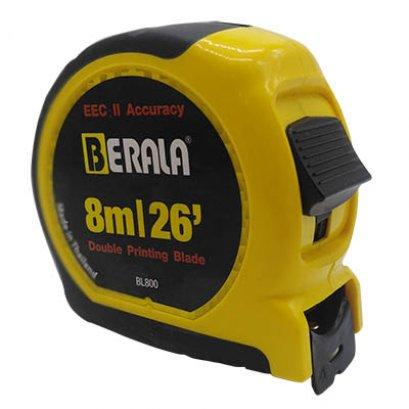 ตลับเมตร 8 เมตร BERALA รุ่น BL800