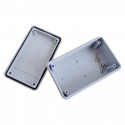 กล่องพักสายไฟ T201 ขนาด 2 x4 นิ้ว (75x125x55 mm)