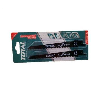 ใบเลื่อย ตัดไม้ ( สำหรับเลื่อยชัก ) Total รุ่น TAC52644D