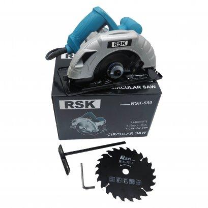 เลื่อยวงเดือน 7 นิ้ว RSK รุ่น RSK-589