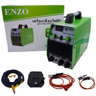 ตู้เชื่อมอาร์กอน 2 ระบบ ENZO TIG-500A