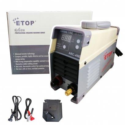 ตู้เชื่อม 450A ETOP ARC-450X