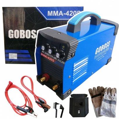 GOBOSS ตู้เชื่อม Inverter ตู้เชื่อมไฟฟ้า เครื่องเชื่อม ARC MMA-420S