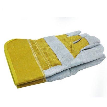 ถุงมือหนังเชื่อมเหล็ก